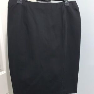 Premise Studio Women's Pencil Skirt Black size L